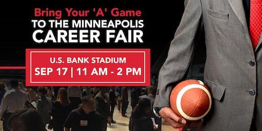 Minneapolis Professional Career Fair