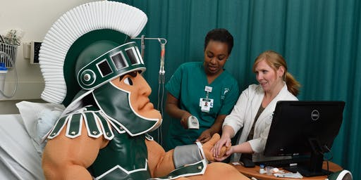 MSU College of Nursing High School Info Sessions