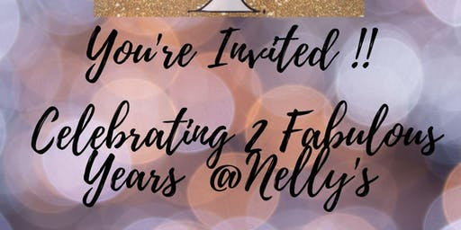 2nd Birthday Celebrations - Nelly McCabe Independent Fashion Boutique