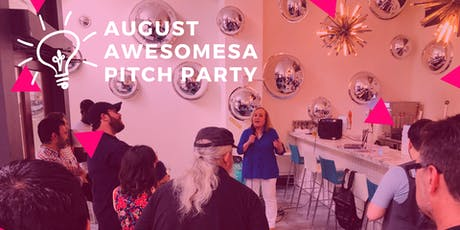 August Pitch Party tickets