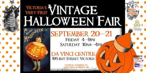Vintage Halloween Fair