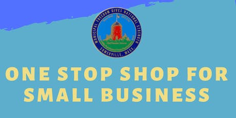 One Stop Shop for Small Business tickets