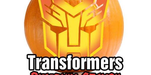 Adventurers: Transformers Pumpkin Carnival