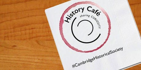 History Café 3: Engaging through the Arts tickets