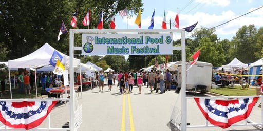 St Eugene International Food and Music Festival