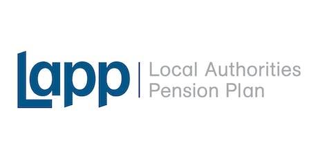 NEW DATE - AHS - Central Zone - LAPP Information Seminar tickets