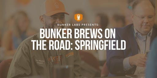 Bunker Brews On the Road: Springfield