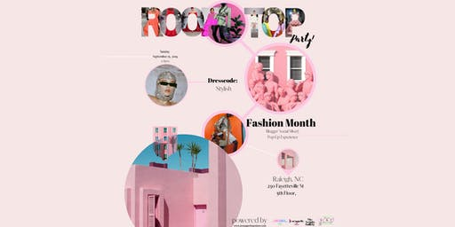Rooftop Fashion Month Blogger|Influencer Mixer