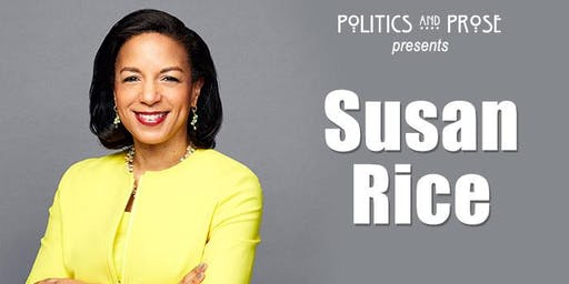 Susan Rice | TOUGH LOVE with Madeleine Albright
