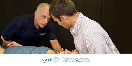 NAIOMT C-516 Cervical Spine I [Seattle/Auburn]2020