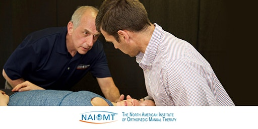 NAIOMT C-516 Cervical Spine I [Seattle/Auburn]2020