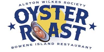 AWS Oyster Roast at Bowens Island Restaurant