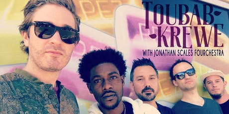 Toubab Krewe w/ Jonathan Scales Fourchestra tickets
