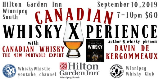 CANADIAN WHISKY XPERIENCE