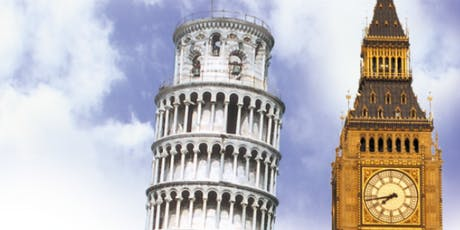 Dr. Burland - A Tale of Two Towers: Big Ben and Pisa tickets