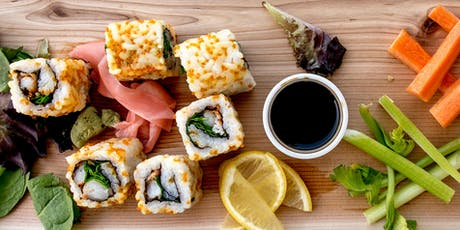 Sushi 101 Cooking Class tickets