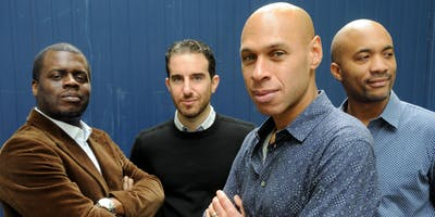 Joshua Redman Quartet with Aaron Goldberg, Reuben Rogers & Gregory Hutchins
