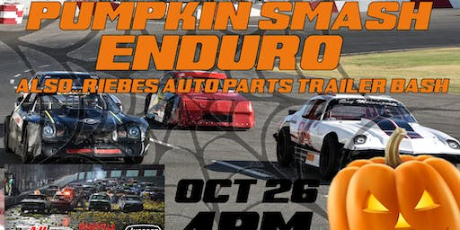 Pumpkin Smash Enduro and Riebes Auto Parts Trailer Bash 10.26.19