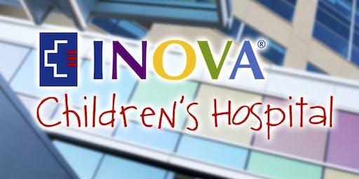 Inova Children's Hospital Family Picnic!!