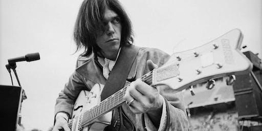 Harvest Motts - Neil Young Tribute