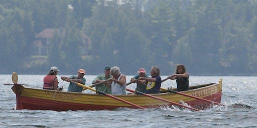 Community Rowing - Thursday, October 31