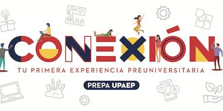 """""""Grupo A"""" Conexión 2019 entradas"""