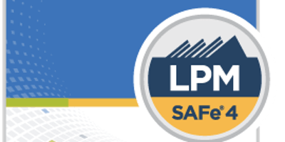 Scaled Agile : SAFe Lean Portfolio Management (LPM) 4.6 Seattle, WA