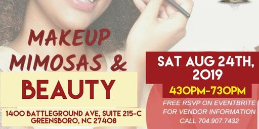 MakeUp and Wine Down Party