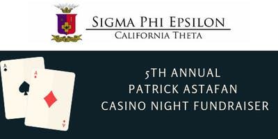 5th Annual Cal Theta Alumni Casino Night