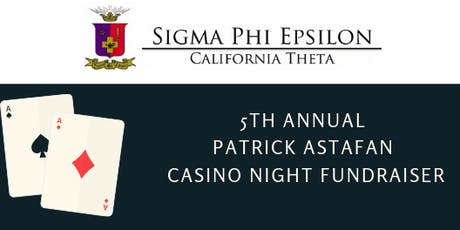 5th Annual Cal Theta Alumni Casino Night tickets