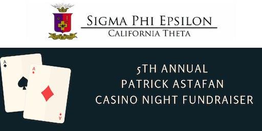 5th Annual Cal Theta Alumni Casino Night