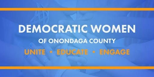 Democratic Women Launch Party