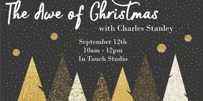 The Awe of Christmas with Dr. Charles Stanley