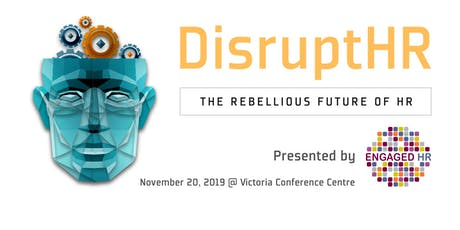 DisruptHR Victoria 4.0 tickets