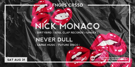 NICK MONACO tickets