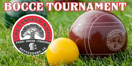 The Tangled Wood Bocce Ball Tournament tickets