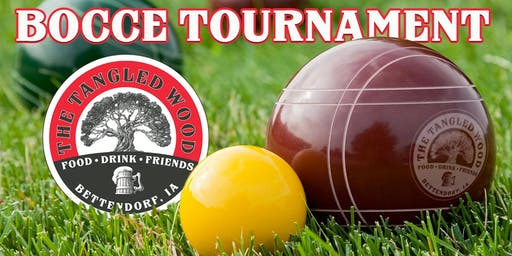 The Tangled Wood Bocce Ball Tournament