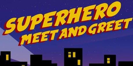 Super Acrobatic Heroes! Presented by BergenPAC tickets
