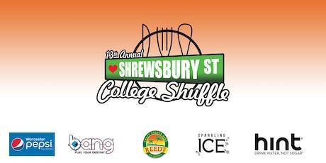 Shrewsbury Street College Shuffle 2019 tickets