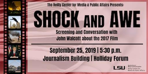 Screening: Shock & Awe