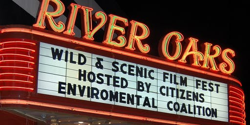 Wild & Scenic Film Festival On Tour - January 28 & 29, 2020, 7 PM - 9 PM each night