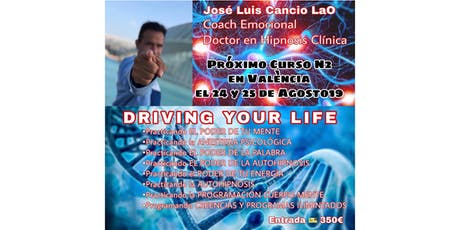 Curso Nivel 2 • DRIVING YOUR LIFE tickets