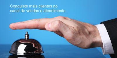 Curso de Marketing de Serviços e Gestão de Atendimento. Edição Uberlândia.