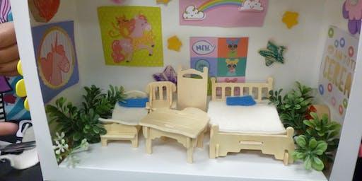 Box Doll Houses