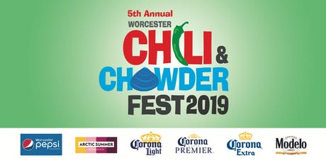 Worcester Chili & Chowder Fest 2019 tickets