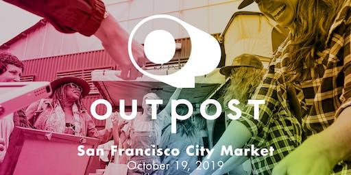 Outpost San Francisco City Market- VENDOR SALE PURCHASE PAGE