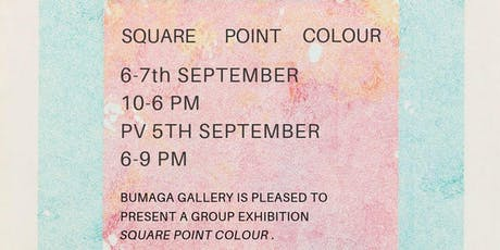 Square Point Colour tickets