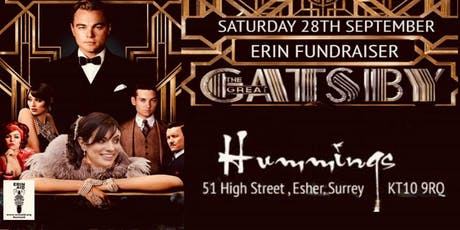 #ErinAid #GreatGatsby tickets