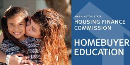 WSHFC Homebuyer Education Seminar - BELLEVUE, Nov 9th