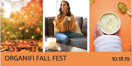 Organifi Fall Fest tickets